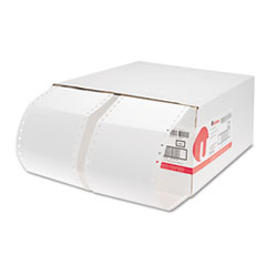 Dot Matrix Printer Labels, 1 Across, 2-15/16 x 4, White, 5000/Box