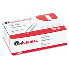 UNV 72210BX Universal Paper Clips UNV72210BX