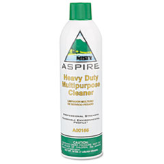 Misty Aspire Heavy-Duty Multipurpose Cleaner, Lemon Scent, 16 oz. Aerosol Can