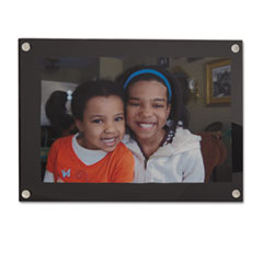 UNV 76855 Universal Deluxe Magnetic Certificate, Sign or Photo Frame UNV76855