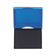 USS P4750BL U. S. Stamp & Sign Replacement Pad for Trodat Self-Inking Dater USSP4750BL