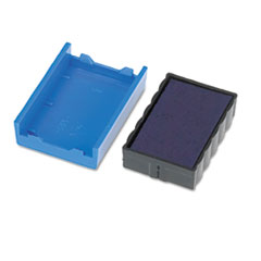 USS P4850BL Identity Group Replacement Pad for Trodat Self-Inking Dater USSP4850BL
