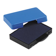 USS P5430BL U. S. Stamp & Sign Replacement Ink Pad for Trodat Self-Inking Custom Dater USSP5430BL