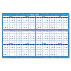 At-a-glance - recycled horizontal erasable wall planner, 36-inch x 24-inch, sold as 1 ea