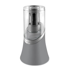 Ipoint - kleenearth evolution electric pencil sharpeners, gray, sold as 1 ea