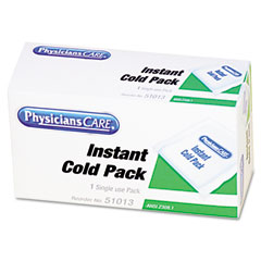 First Aid Disposable Instant Cold Pack