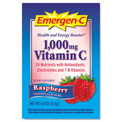 ALA EV280 Immune Defense Drink Mix, Raspberry, 0.3 Oz Packet, 50/Pack