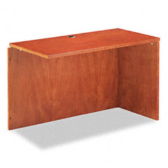 Alera - verona veneer reversible return shell, 47-1/2w x 23.63d x 29-1/2h, cherry, sold as 1 ea