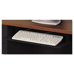 Alera SD31-2314BW Steel Keyboard Drawer, 23 X 14, Black