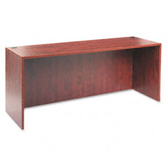 Alera VA25-7224MC Valencia Series Credenza Shell, 70-7/8W X 23-5/8D X 29-12H, Medium Cherry