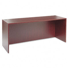 Alera - valencia series credenza shell, 70-7/8w x 23-5/8d x 29-1/2h, mahogany, sold as 1 ea
