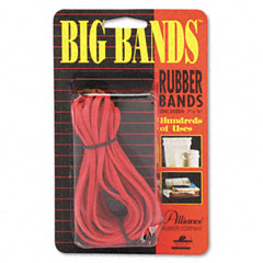 Alliance - big bands red rubber bands, 7 x 1.8, 12/pack, sold as 1 pk