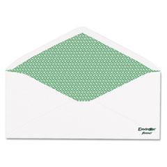 Ampad AMP19385 Envelope,100% Recycle,Wht