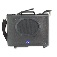 Amplivox - wireless audio portable buddy professional group broadcast pa system, sold as 1 ea