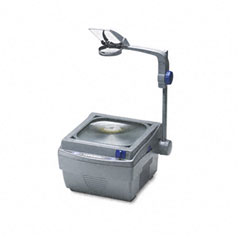 Apollo - model 16000 overhead projector, 2000 lumens, 14 1/2 x 15 x 27, sold as 1 ea
