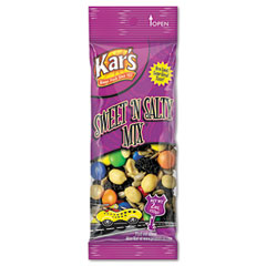 Advantus SN08387 Nuts Caddy, Sweet 'N Salty Mix, 2 Oz Packets, 24 Packets/Caddy