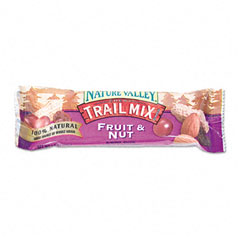 Advantus SN1512 Nature Valley Granola Bars, Chewy Trail Mix Cereal, 1.2Oz Bar, 16 Bars/Box