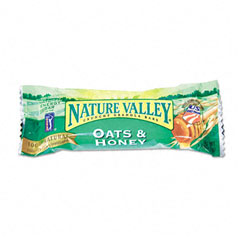 Advantus SN3353 Nature Valley Granola Bars, Oatsn Honey Cereal, 1.5Oz Bar, 18 Bars/Box