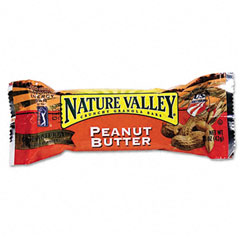 Advantus SN3355 Nature Valley Granola Bars, Peanut Butter Cereal, 1.5Oz Bar, 18 Bars/Box