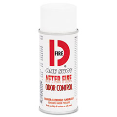Big D Industries Fire D One Shot Aerosol, 6 oz. Can, 12/Carton