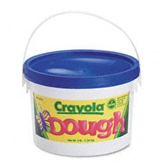 Crayola - modeling dough, blue, 3 lbs, sold as 1 ea