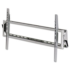 Balt - wall mount bracket for flat panel lcd & plasma tv, steel, 42x11-1/2x4, silver, sold as 1 ea