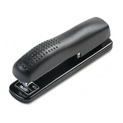 Stanley bostitch - contemporary full strip stapler, 20-sheet capacity, black, sold as 1 ea