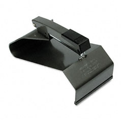 Stanley bostitch - manual saddle stapler, 20-sheet capacity, black, sold as 1 ea