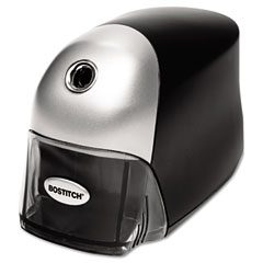 Stanley bostitch - quiet sharp executive electric pencil sharpener, black, sold as 1 ea