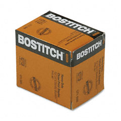 Stanley bostitch - personal heavy-duty staples, 5,000/box, sold as 1 bx
