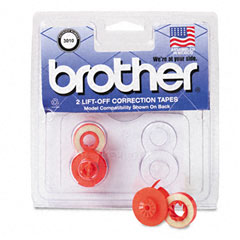 Brother - 3010 compatible lift-off correction tape, sold as 1 pk