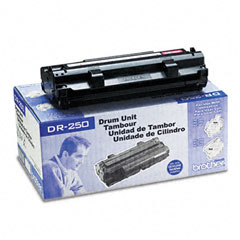 Brother DR250 Dr250 Drum Cartridge, Black