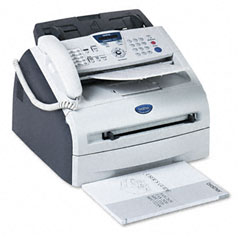 Brother FAX2820 Intellifax 2820 Soho Laser Fax/Copier/Telephone