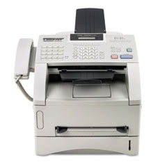 Brother - intellifax 4100e business-class laser fax/copier/telephone, sold as 1 ea