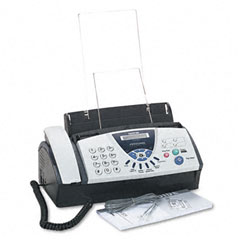 Brother - fax575 thermal transfer personal plain paper fax/copier/telephone, sold as 1 ea