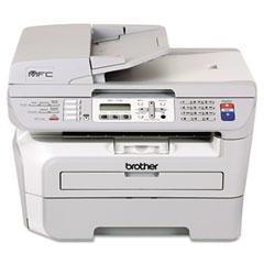 Brother BRTMFC7340 MFC-7340 Multifunction Monochrome Laser Printer