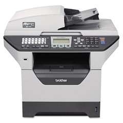 Brother MFC8480DN Mfc-8480Dn Multifunction Laser Printer W/Duplex Printing & Networking
