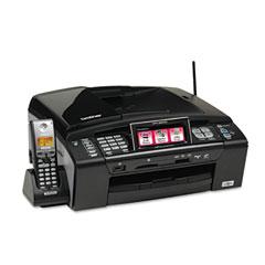 Brother BRTMFC990CW MFC-990CW Inkjet Multifunction Center w/Wireless Networking