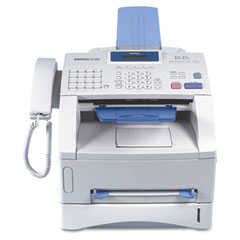 Brother - intellifax 4750e high-speed business-class laser fax/copier/telephone, sold as 1 ea