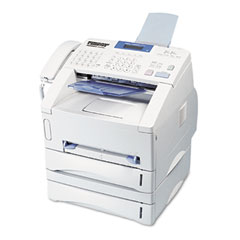 Brother - intellifax 5750e network-ready business-class laser fax/copier/phone, sold as 1 ea