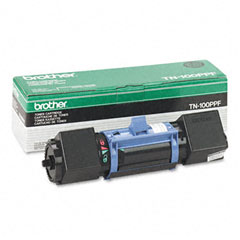Brother BRTTN100PF TN100PF Toner, 3000 Page-Yield, Black