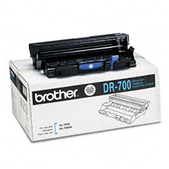Brother - tn700 high-yield toner, 12000 page-yield, black, sold as 1 ea