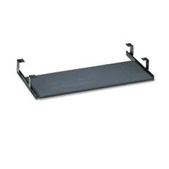 Bush AC99808-03 Universal Keyboard Shelf, 30-1/4W X 11 1/2D X 4H, Black
