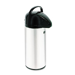 Bunn - airpot carafe, 2.2 l, stainless steel, sold as 1 ea