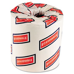 Boardwalk - one-ply toilet tissue, 1000 sheets, white, 96 rolls/carton, sold as 1 ct