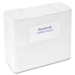 Boardwalk - tallfold dispenser napkin, 7-inch x 13 1/2-inch, white, 10,000 per carton, sold as 1 ct