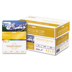 Boise Cascade ACC2811 Aspen Color Copy Paper, 96 Brightness, 28Lb, 8-1/2 X 11, White, 500 Sheets/Ream
