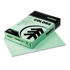 Boise Cascade MP2204-GN Fireworx Colored Paper, 20Lb, 8-1/2 X 14, Popper-Mint Green, 500 Sheets/Ream