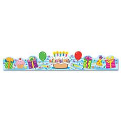 Carson-dellosa publishing - student crown, birthday, 4 x 23 1/2, sold as 1 ea