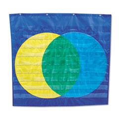 Carson-dellosa publishing - venn diagram pocket chart, nine pockets, 34 1/2 x 32, sold as 1 ea